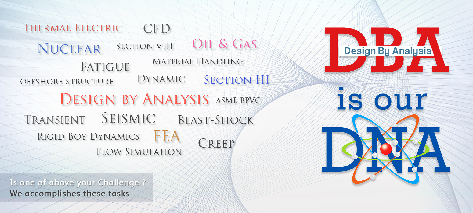 Design By Analysis, CFD, CAE, ASME BPVC, Flow simulation, oil & gas